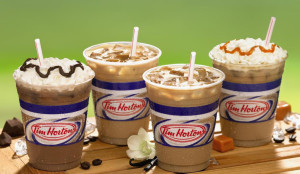 TIM HORTONS INC. - Canada's most popular specialty coffees