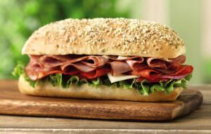 TIM HORTONS - Bravissimo! Tim Hortons Extreme Italian Sandwich