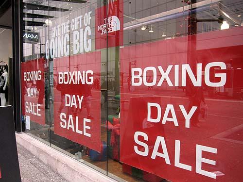 「ボクシングデー」の画像検索結果