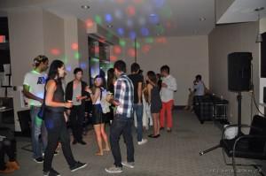 海外のパーティー