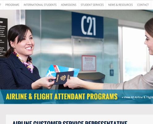 Airline Customer Service Representative Certificate Airline Programs in Vancouver Canadian Tourism College