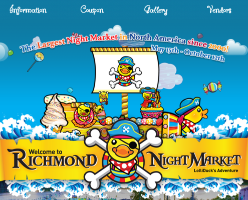 The Official Richmond Night Market 2015   Lolliduck s Magical Adventure
